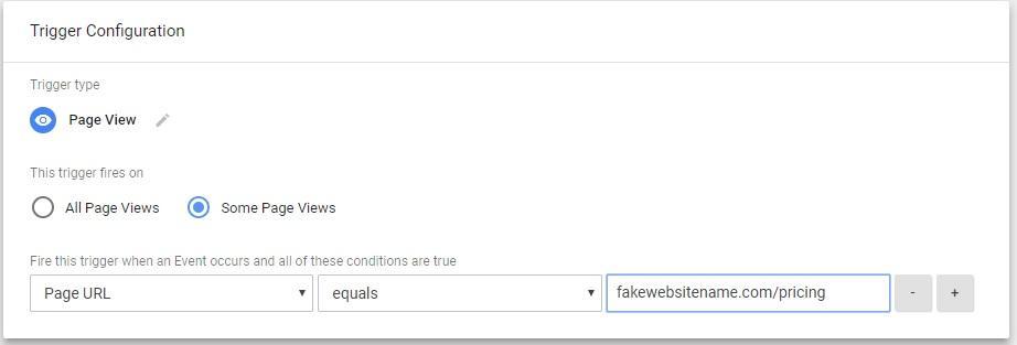 การใช้งาน trigger ใน Google Tag Manager